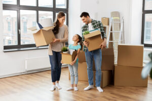 How long does it take to do a move out clean