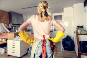 what are common cleaning problems in an old house