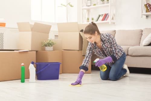 How can I make my new home healthy