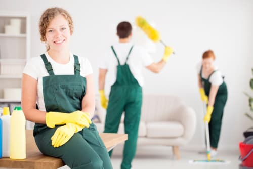 How do I schedule the best move out cleaning service in Calistoga